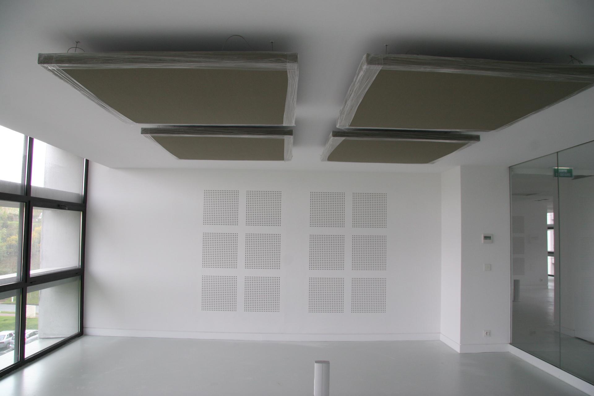 rubrique plafond démontable